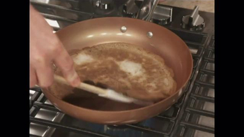 Copper Chef 360 Pan TV Spot, 'The Latest in Ceramic Technology' - Thumbnail 3