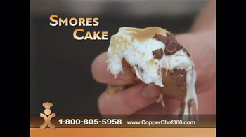 Copper Chef 360 Pan TV Spot, 'The Latest in Ceramic Technology' - Thumbnail 6