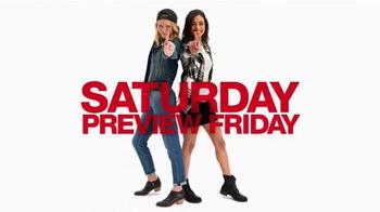Macy's One Day Sale TV Spot, 'Jewelry, Handbags, Dress Shirts and Ties' - Thumbnail 1
