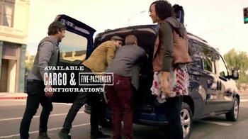 2016 Ram ProMaster City TV Spot, 'Wherever You Go' - 774 commercial airings