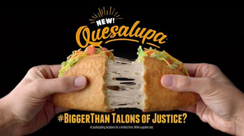 Taco Bell Quesalupa TV Spot, 'Texas Law Hawk' - Thumbnail 3