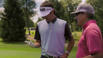 Ping Golf G Iron TV Spot, 'Pros Test' Feat. Bubba Watson, Lee Westwood - Thumbnail 7