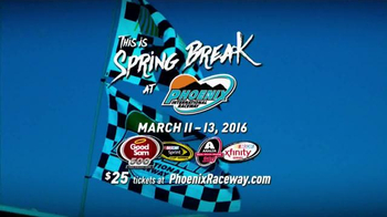 Phoenix International Raceway TV Spot, 'This Is Spring Break' - Thumbnail 5