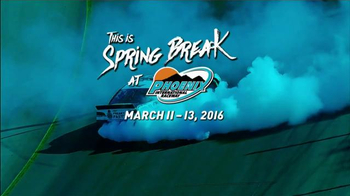 Phoenix International Raceway TV Spot, 'This Is Spring Break' - Thumbnail 4