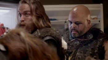 GEICO TV Spot, 'History Channel: Vikings Raid' - Thumbnail 7