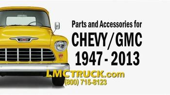 LMC Truck TV Spot, 'Parts and Accessories' - Thumbnail 2