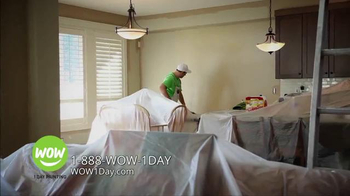 Wow 1 Day Painting TV Spot, 'We Are Wow' - Thumbnail 3
