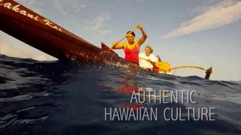 Sheraton Kona Resort & Spa TV Spot, 'Premier Oceanfront Resort' - Thumbnail 7