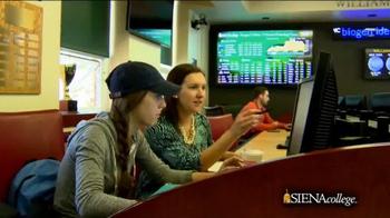 Siena College TV Spot, 'Lasts a Lifetime' - Thumbnail 5