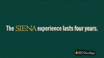 Siena College TV Spot, 'Lasts a Lifetime' - Thumbnail 8