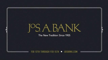 JoS. A. Bank Presidents' Day Sale TV Spot, 'Suits and Sportcoats' - Thumbnail 6