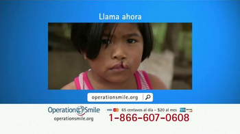 Operation Smile TV Spot, 'Extiende una mano' [Spanish] - Thumbnail 10