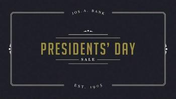 JoS. A. Bank Presidents' Day Sale TV Spot, 'Half Off' - Thumbnail 2