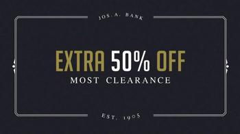 JoS. A. Bank Presidents' Day Sale TV Spot, 'Half Off' - Thumbnail 8