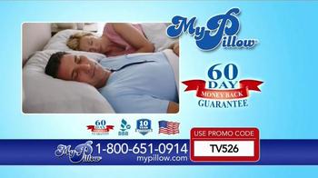 My Pillow TV Spot, 'Testimonials' - Thumbnail 10