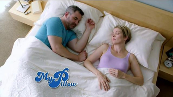 My Pillow TV Spot, 'Testimonials' - Thumbnail 2