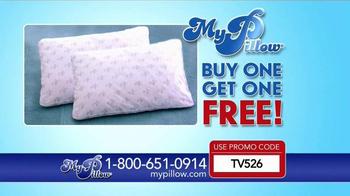 My Pillow TV Spot, 'Testimonials' - Thumbnail 5