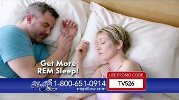 My Pillow TV Spot, 'Testimonials' - Thumbnail 7