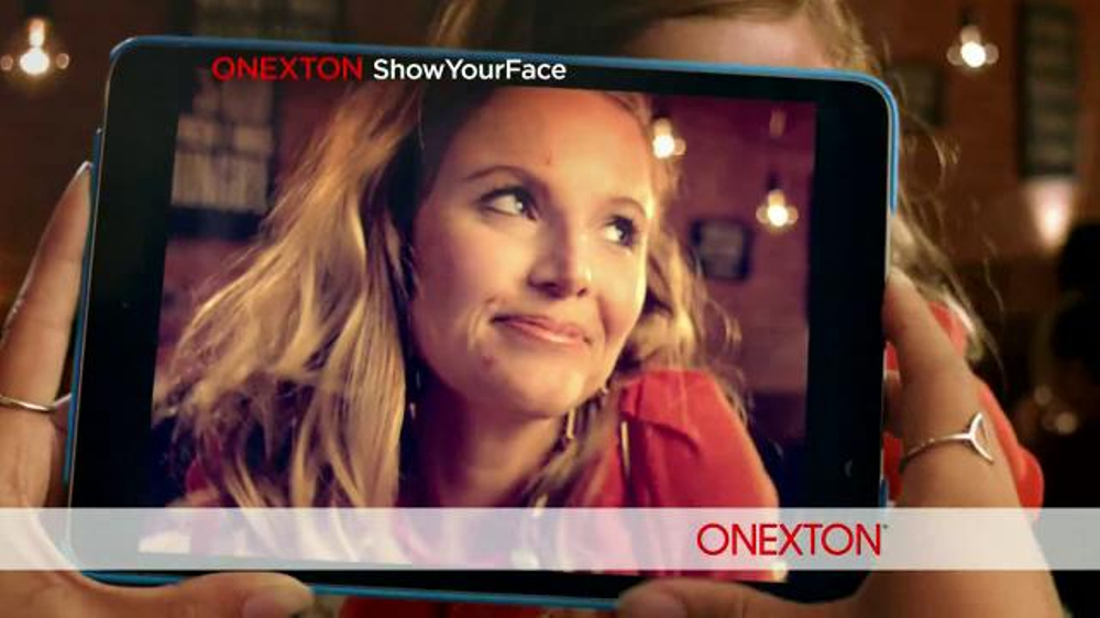 Onexton TV Commercial, 'Show Your Face'