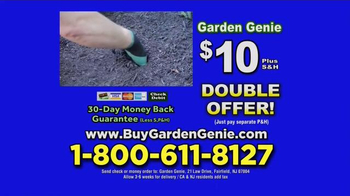 Garden Genie TV Spot, 'Dig and Plant' - Thumbnail 6