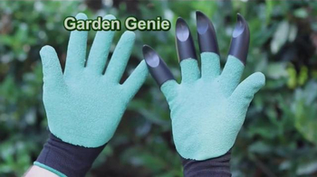 Garden Genie TV Spot, 'Dig and Plant' - Thumbnail 2