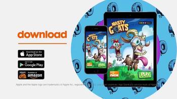 Game Shakers Nasty Goats App TV Spot, 'Goat Crazy' - Thumbnail 9