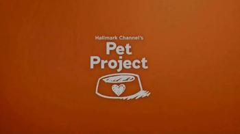 Hallmark Channel Pet Project TV Spot, 'Adopt a Pet' Featuring Lea Thompson - Thumbnail 1