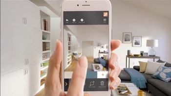 The Home Depot Project Color App TV Spot, 'A Virtual Test Drive' - Thumbnail 3