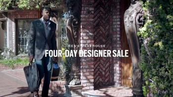 Men's Wearhouse Four-Day Designer Sale TV Spot, 'Suits & Dress Shirts' - Thumbnail 2