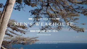 Men's Wearhouse Four-Day Designer Sale TV Spot, 'Suits & Dress Shirts' - Thumbnail 7