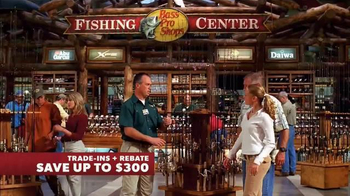 Bass Pro Shops Spring Fishing Classic TV Spot, 'Trade-ins and Rebate' - Thumbnail 6