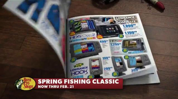 Bass Pro Shops Spring Fishing Classic TV Spot, 'Trade-ins and Rebate' - Thumbnail 1