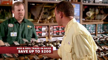 Bass Pro Shops Spring Fishing Classic TV Spot, 'Trade-ins and Rebate' - Thumbnail 2