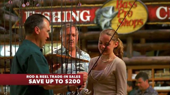 Bass Pro Shops Spring Fishing Classic TV Spot, 'Trade-ins and Rebate' - Thumbnail 3