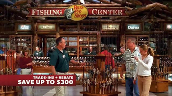 Bass Pro Shops Spring Fishing Classic TV Spot, 'Trade-ins and Rebate' - Thumbnail 5
