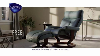 Ekornes Stressless TV Spot, 'Find Comfort'