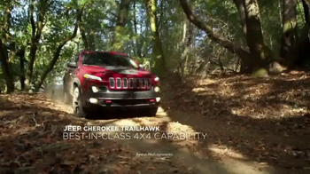 Jeep Presidents' Day Event TV Spot, 'Celebrating the Jeep Lineup' - Thumbnail 2