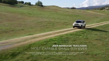 Jeep Presidents' Day Event TV Spot, 'Celebrating the Jeep Lineup' - Thumbnail 3