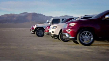 Jeep Presidents' Day Event TV Spot, 'Celebrating the Jeep Lineup' - Thumbnail 4