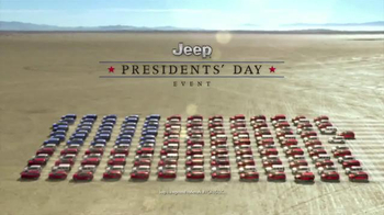 Jeep Presidents' Day Event TV Spot, 'Celebrating the Jeep Lineup' - Thumbnail 5