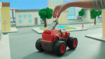 Blaze and the Monster Machines Transforming Fire Truck TV Spot, 'Smoke' - Thumbnail 8