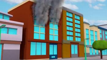 Blaze and the Monster Machines Transforming Fire Truck TV Spot, 'Smoke' - Thumbnail 1