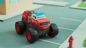 Blaze and the Monster Machines Transforming Fire Truck TV Spot, 'Smoke' - Thumbnail 2