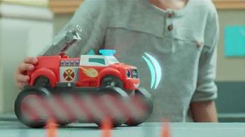Blaze and the Monster Machines Transforming Fire Truck TV Spot, 'Smoke' - Thumbnail 3