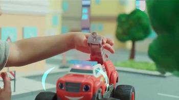 Blaze and the Monster Machines Transforming Fire Truck TV Spot, 'Smoke' - Thumbnail 4