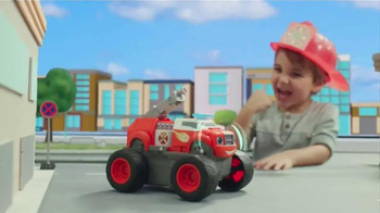 Blaze and the Monster Machines Transforming Fire Truck TV Spot, 'Smoke' - 432 commercial airings