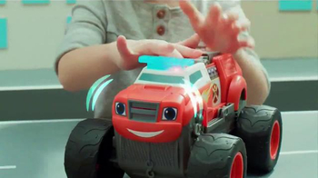 Blaze and the Monster Machines Transforming Fire Truck TV Spot, 'Smoke' - Thumbnail 6