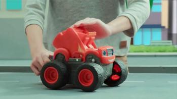 Blaze and the Monster Machines Transforming Fire Truck TV Spot, 'Smoke' - Thumbnail 7