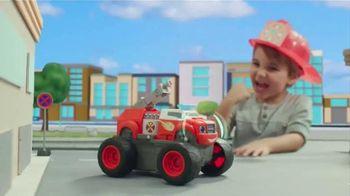 Blaze and the Monster Machines Transforming Fire Truck TV Spot, 'Smoke'