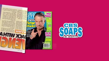 CBS Soaps in Depth TV Spot, 'The Young & the Restless: Victor Attacks!' - Thumbnail 6